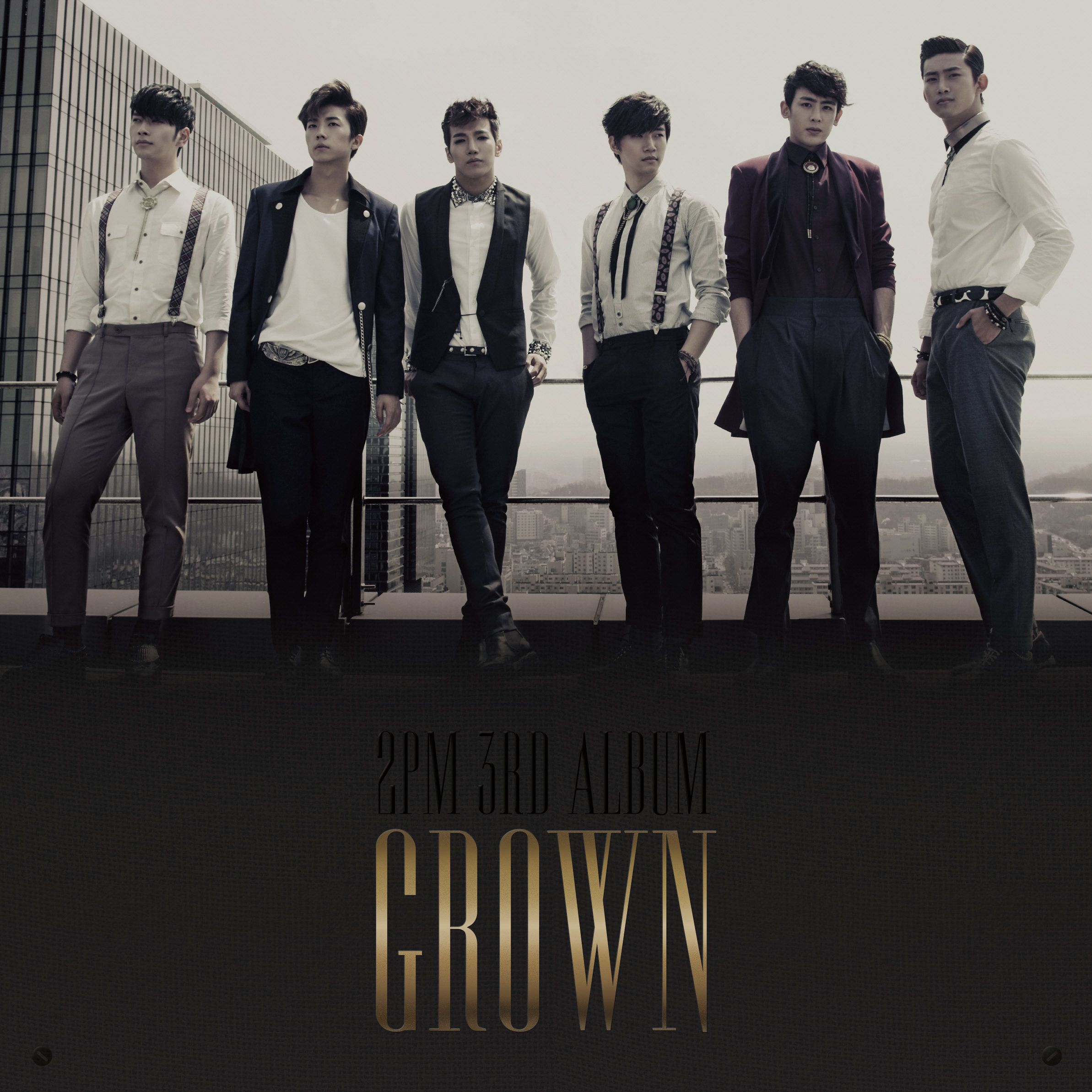 [Album] 2PM - Grown [VOL. 3]