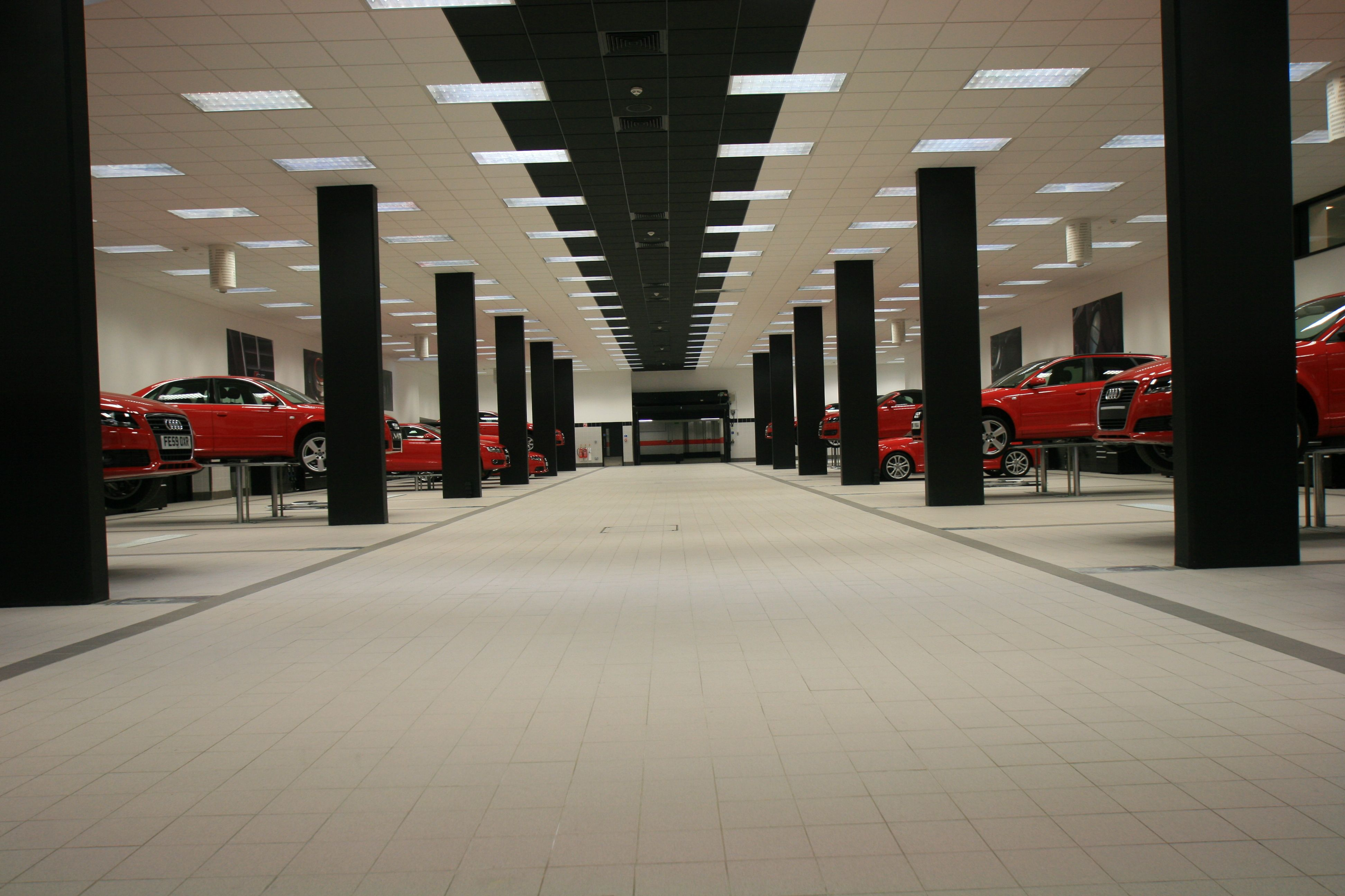 Salary At Mercedes Benz >> The largest Audi dealership of the world – Audi West London, UK | Only cars and cars