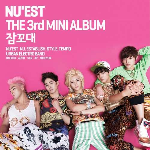 [Mini Album] NU'EST - Sleep Talking [3rd Mini Album]