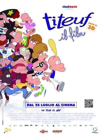 Titeuf - Il film (2013) DVD9 Copia 1:1 - ITA/FR