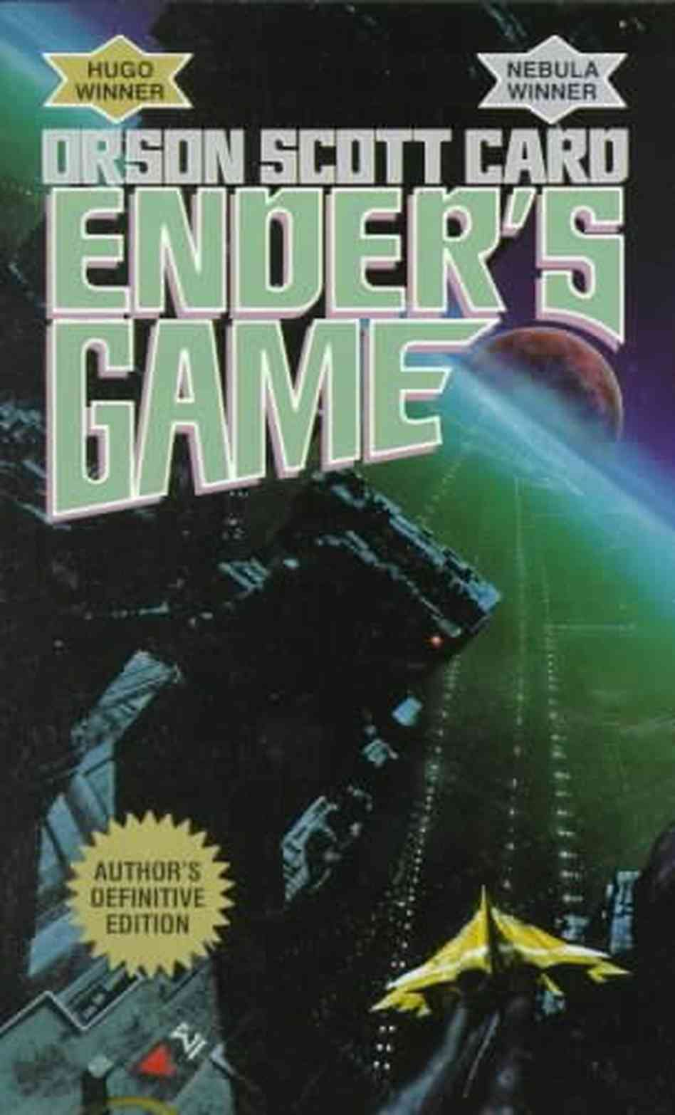 an analysis of children in enders game by orson scott A tactical and strategic master and a child fiction novels ender's game and ender's shadow, orson scott card emma-rubysachs/call-off-the-enders-game_b.