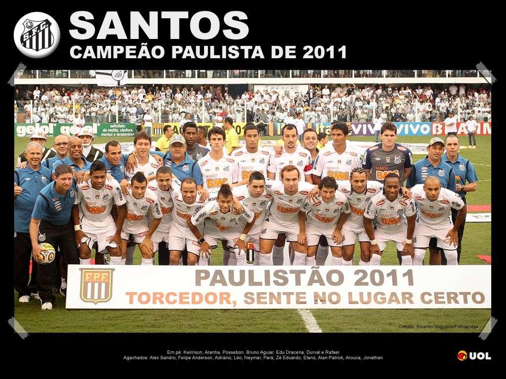 Santos campeão