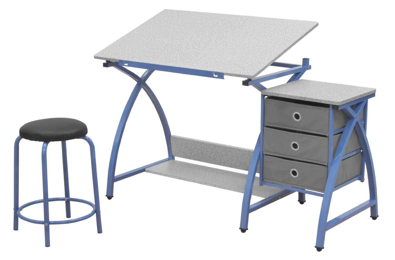 Mesa para dibujo artistico con silla escritorio dibujar vbf 3 en mercado libre - Sillas escritorio ninos ...