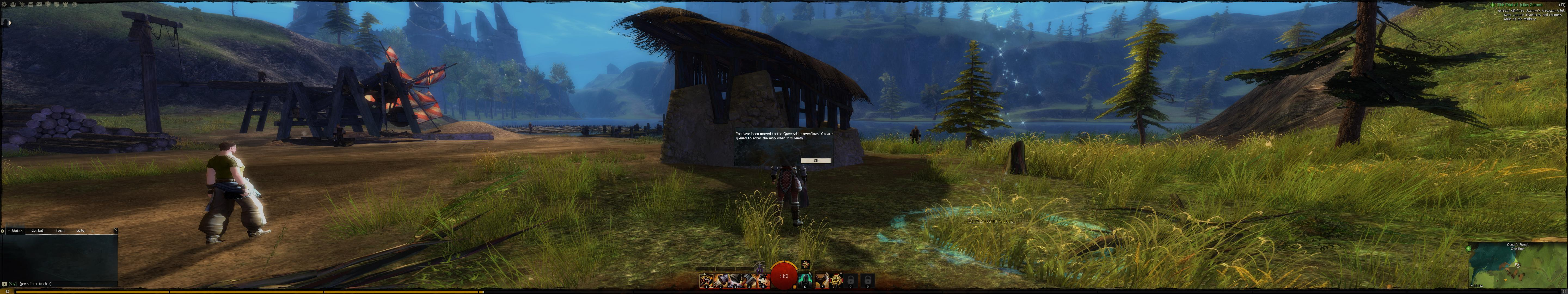Does Guild Wars 2 have multi-monitor support? - PC/Mac/Linux