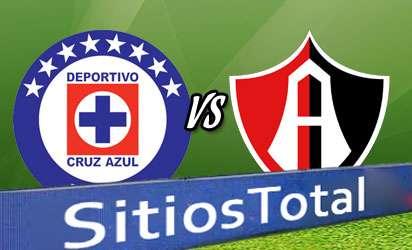 Cruz Azul vs Atlas En Vivo